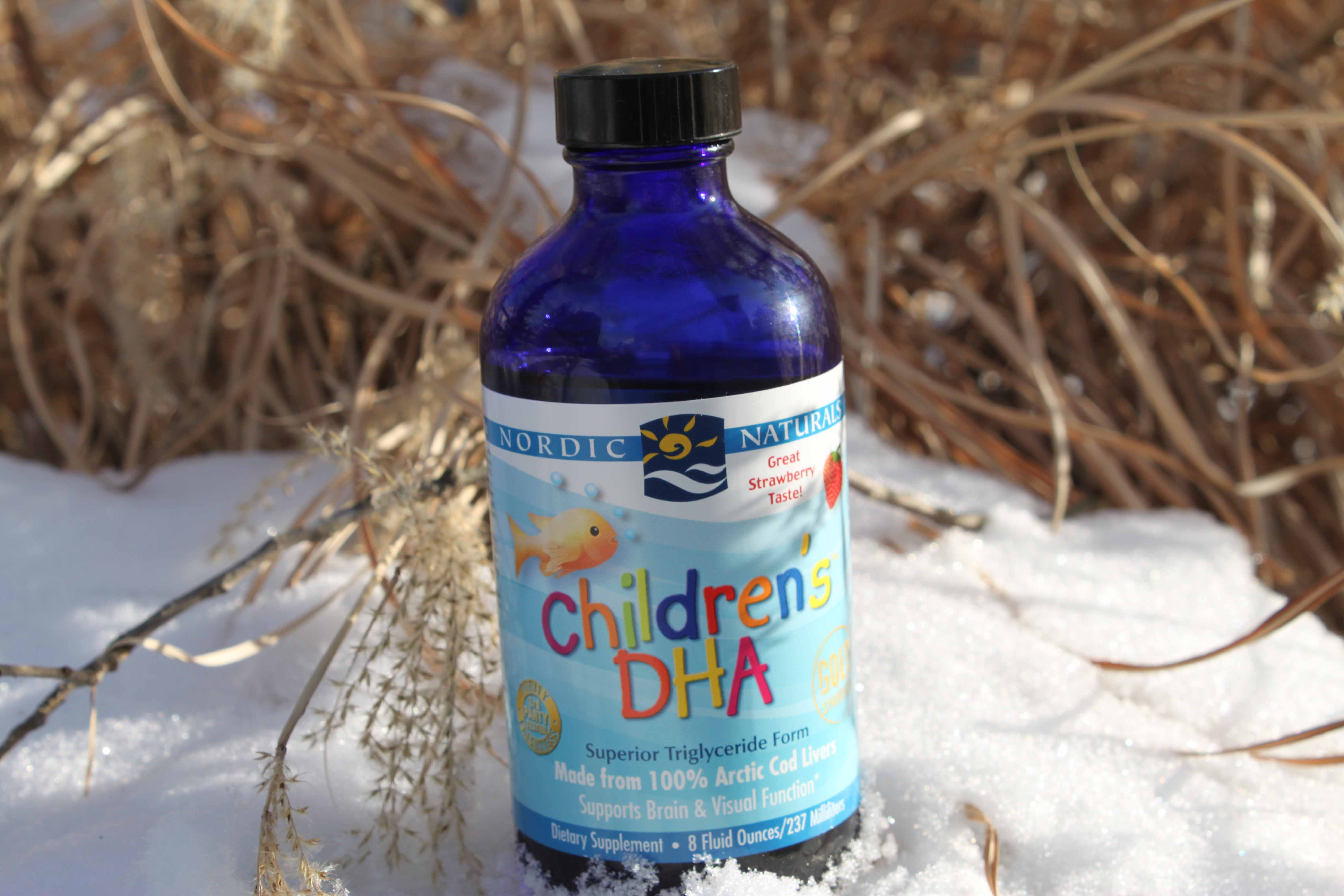 Product Review: Nordic Naturals Children's DHA