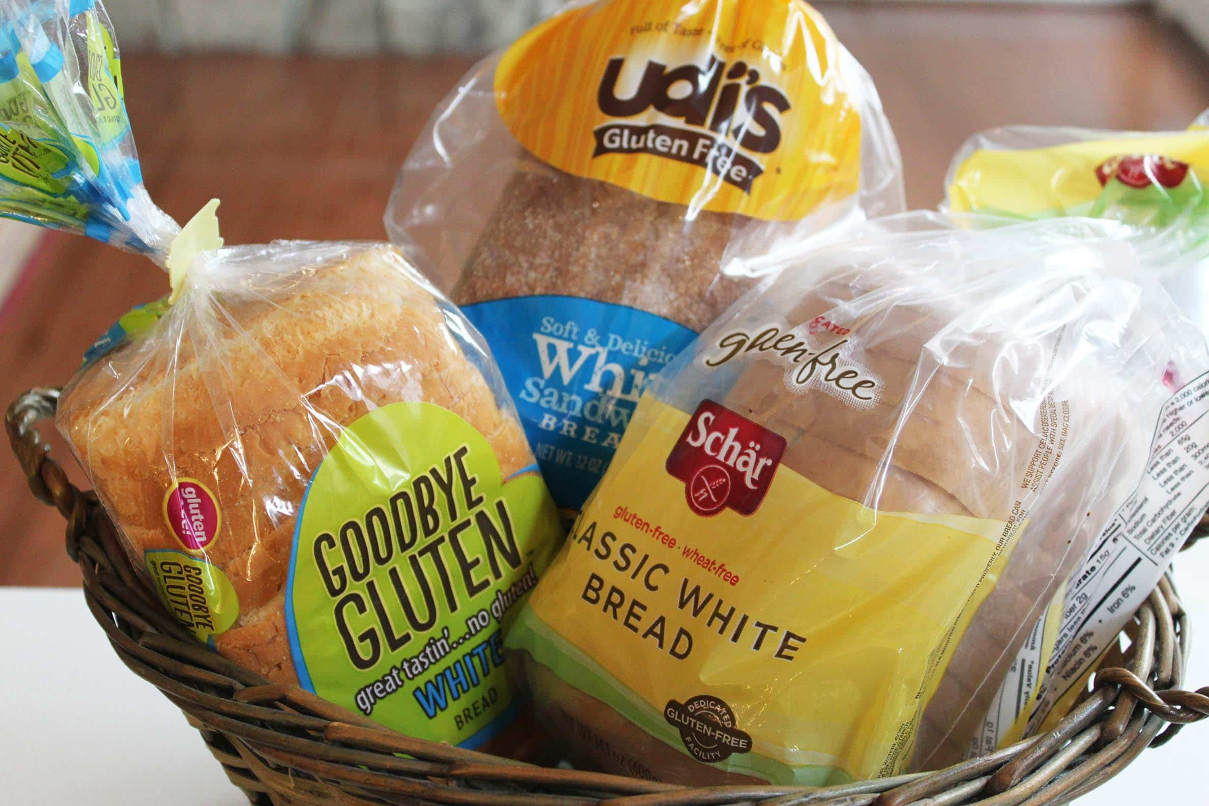 Battle of the Gluten-free Breads