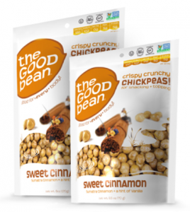 Good Bean Chickpeas - Sweet Cinnamon