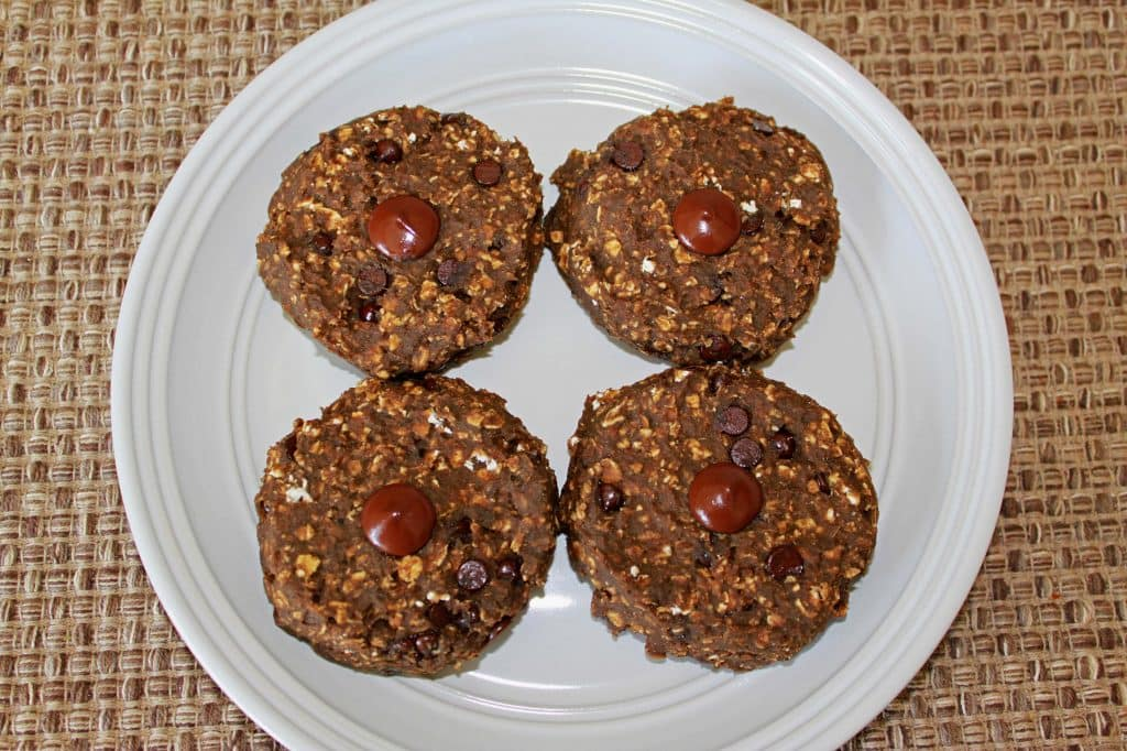 Protein Cookies - Plated
