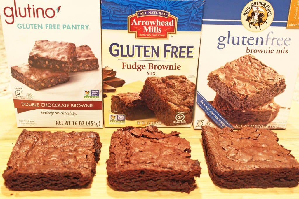 Brownie Face Off