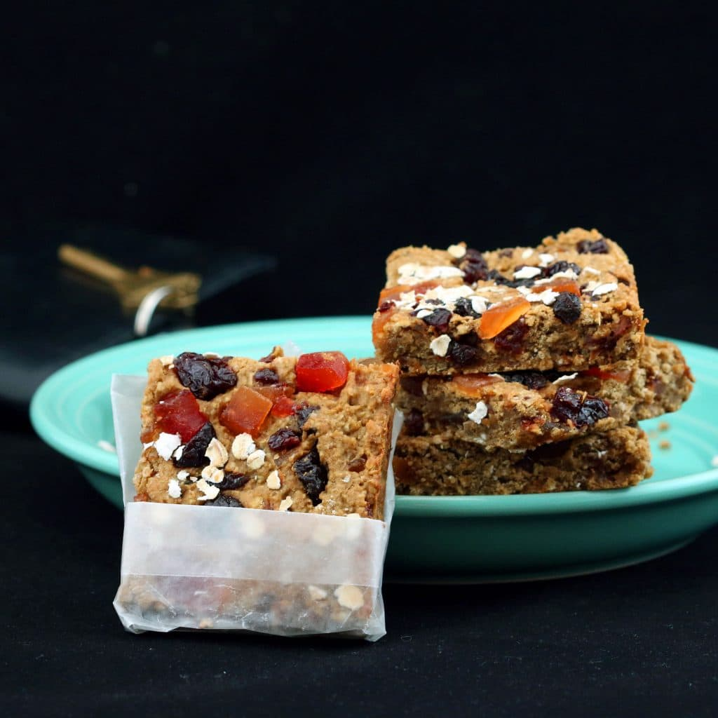 Morning Glory Protein Bars