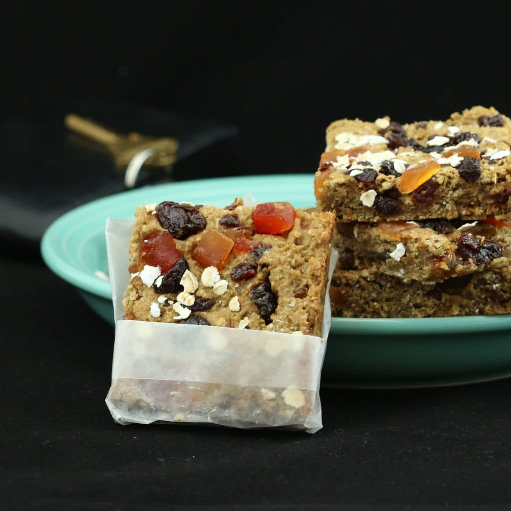 Recipe: Morning Glory Protein Bars (Gluten-Free, Vegan/Plant-Based, No Sugar Added