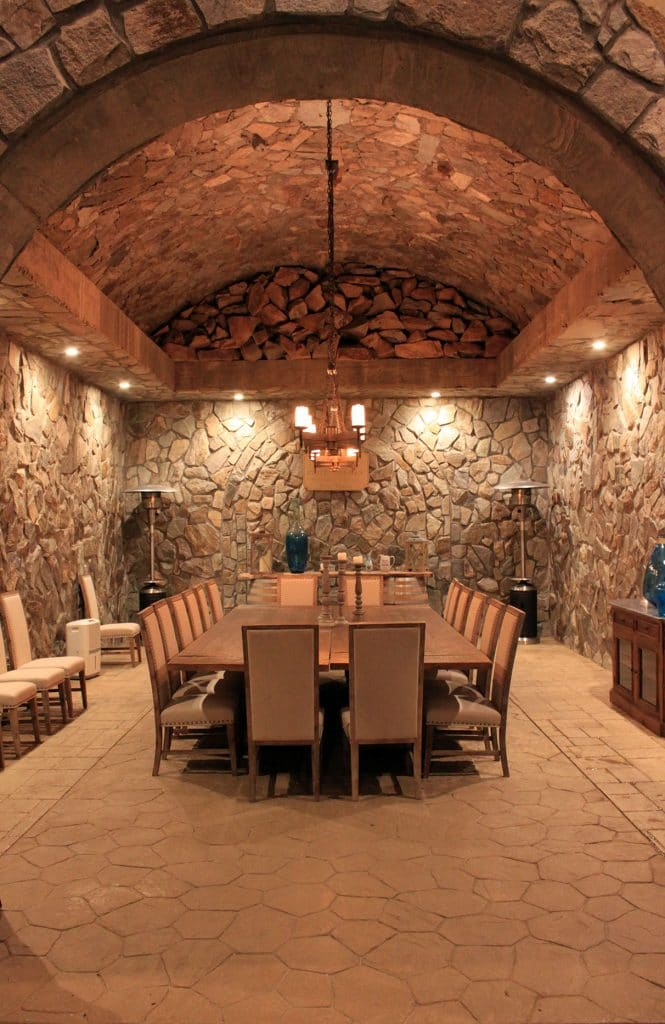 Blue Valley Winery - Cave