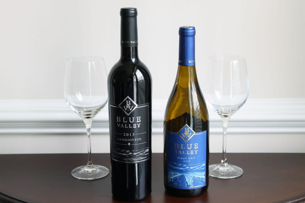 Blue Valley Winery - Wines