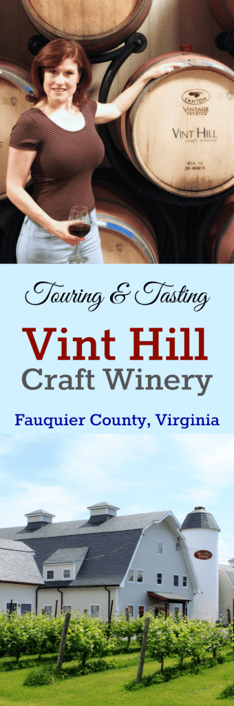 Vint Hill Winery Collage