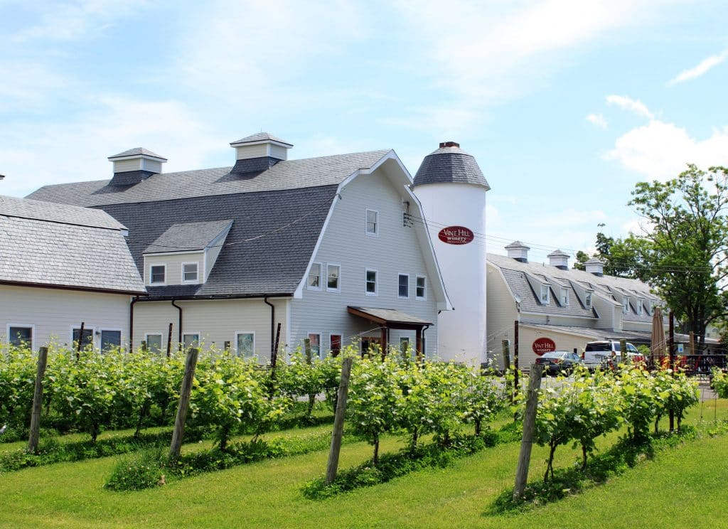 Vint Hill Craft Winery - Exterior