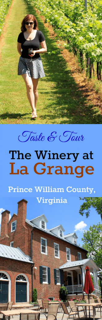 Winery at La Grange Collage