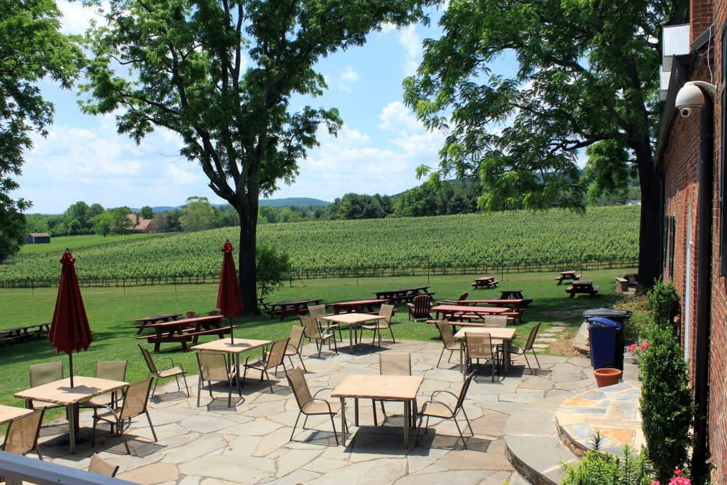 Winery at La Grange - Grounds