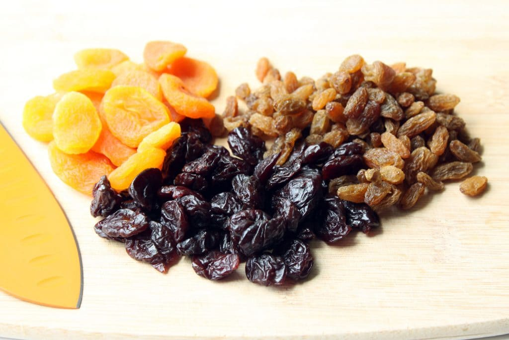 Alpha Omega Granola - Dried Fruit