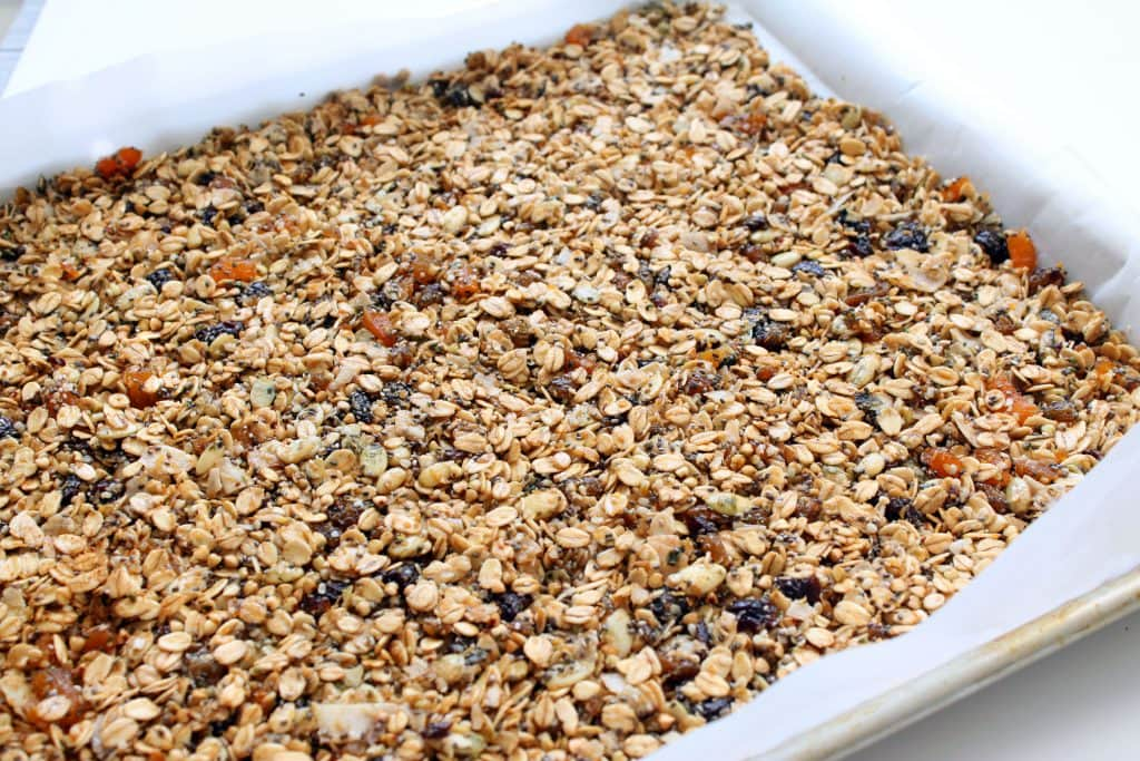 Alpha Omega Granola - Ready to Bake