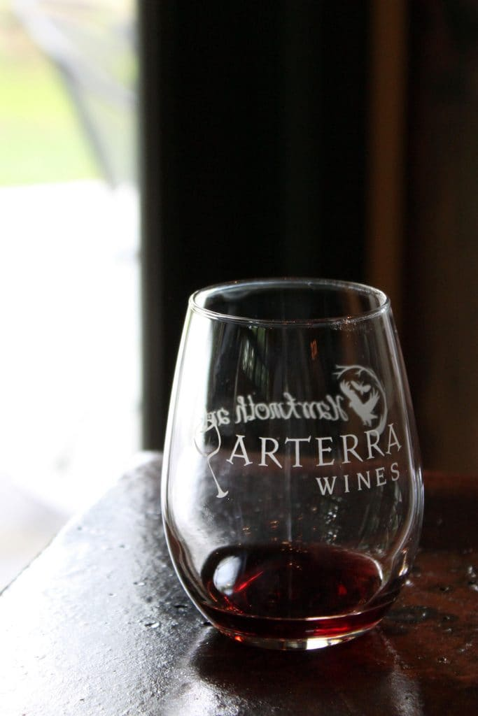 Arterra Wines - Signature Wine Glass