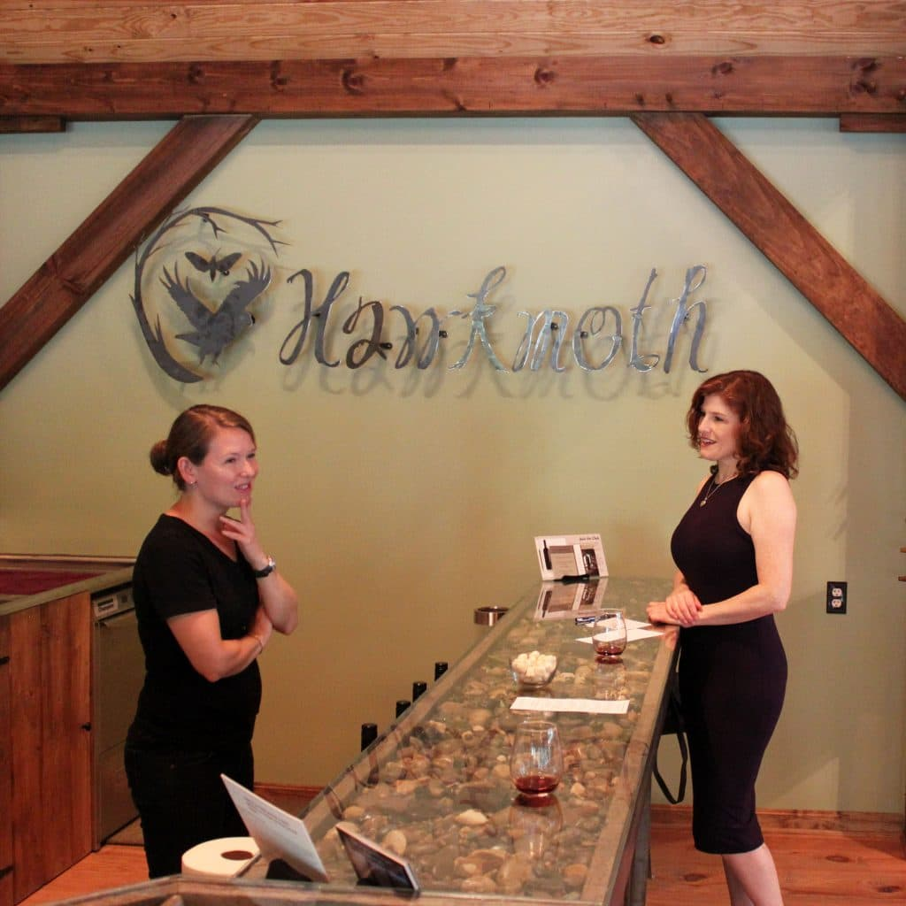 Arterra Wines - Jana and Kristy Discussion