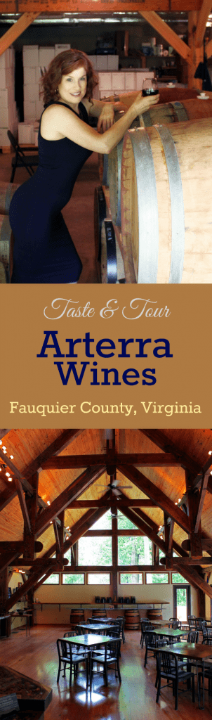 Arterra Wines Collage