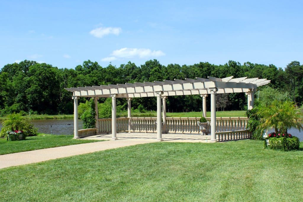 Morais Vineyards & Winery - Pergola