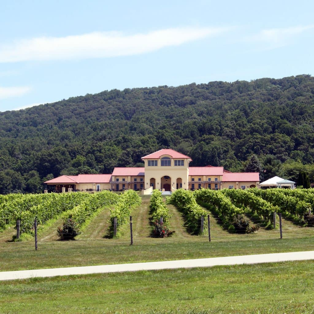 Breaux Vineyards - Winery