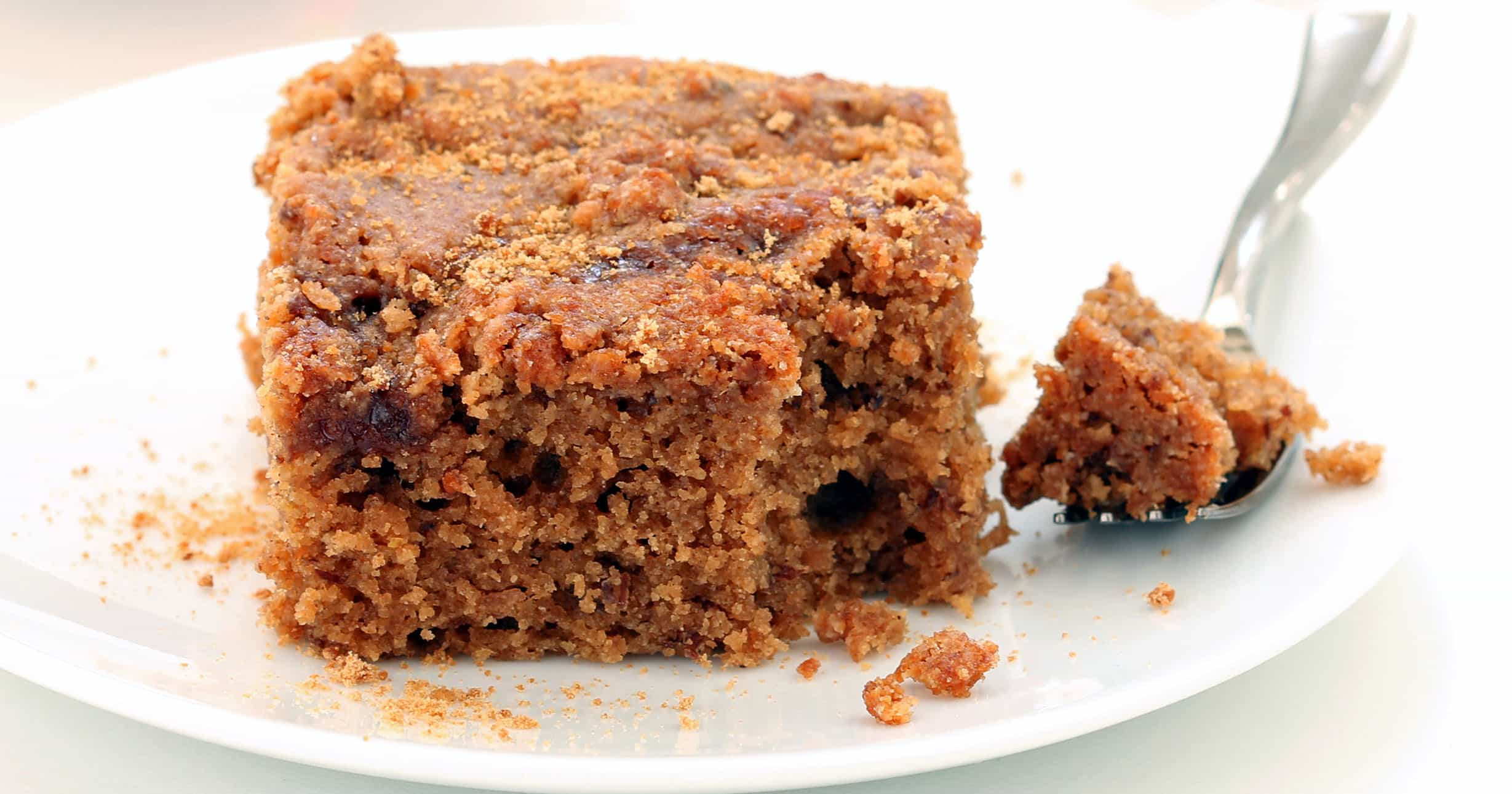 Quinoa Coffee Cake
