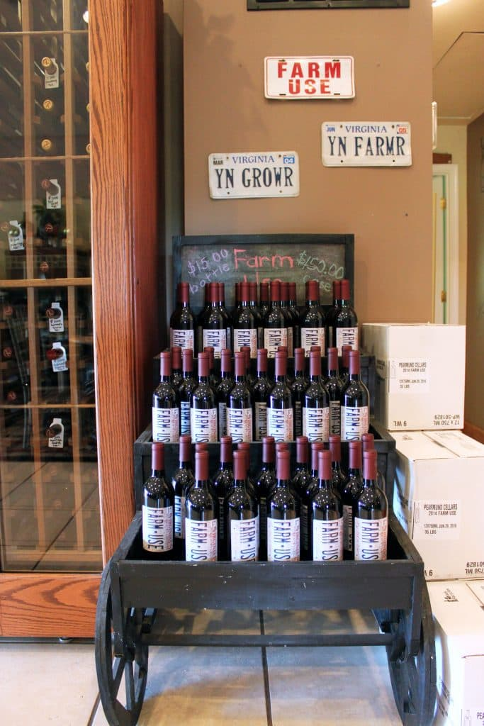 Pearmund Cellars - Farm Use Wines