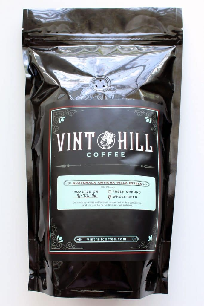 Vint Hill Coffee - Roasted Beans