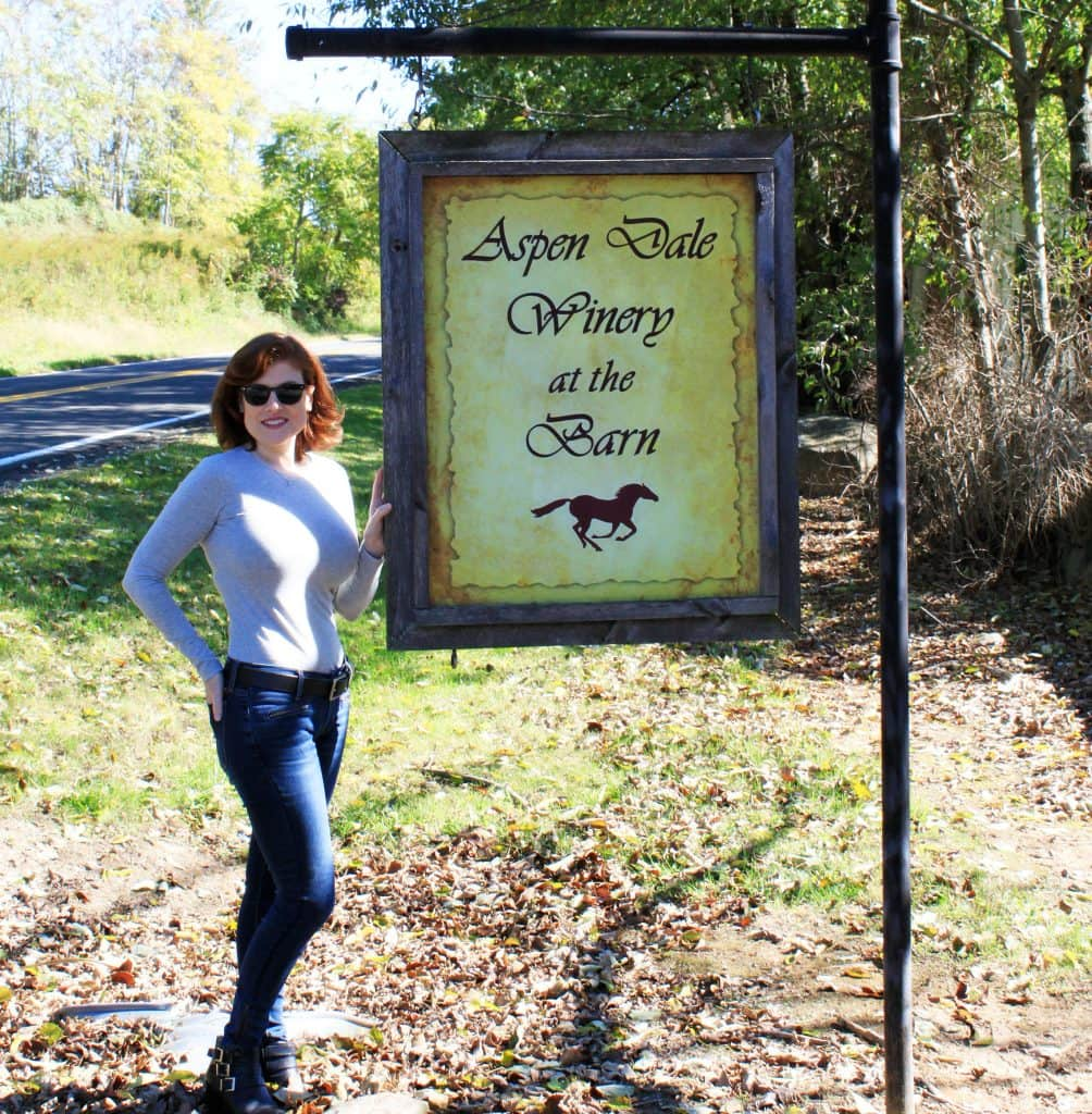 Aspen Dale Winery at the Barn (Delaplane, Virginia)