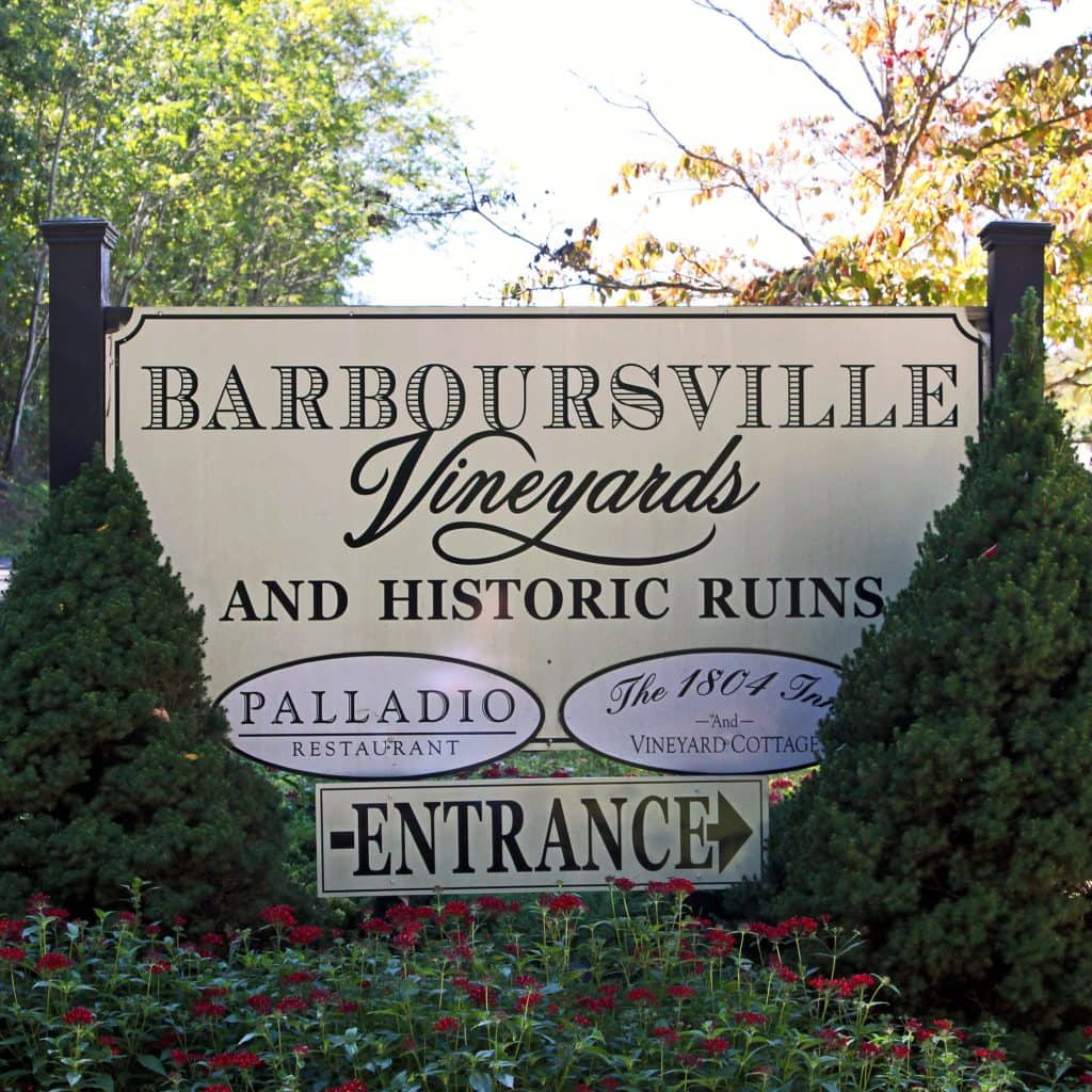 Barboursville Vineyards (Orange, Virginia)