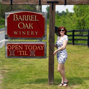 Barrel Oak Winery (Delaplane, Virginia)