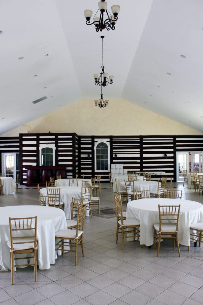 Molon Lave Vineyards - Event Room