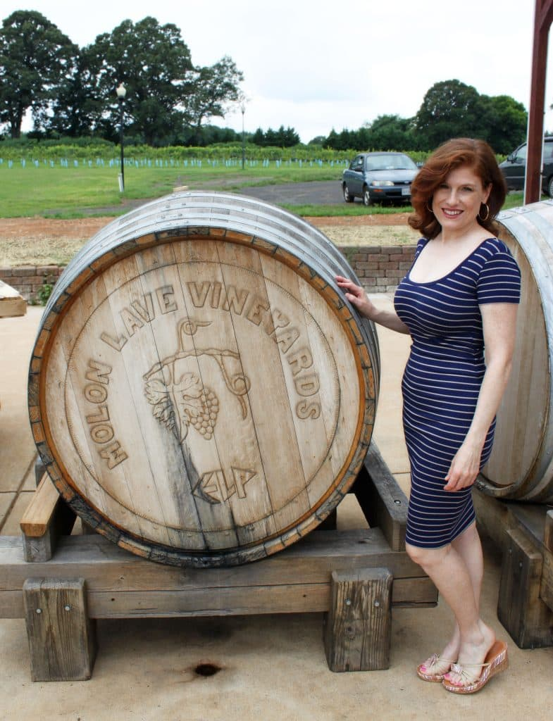 Molon Lave Vineyards - Jana by Barrels