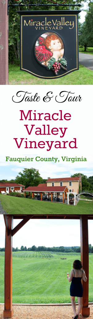 Miracle Valley Vineyard Collage