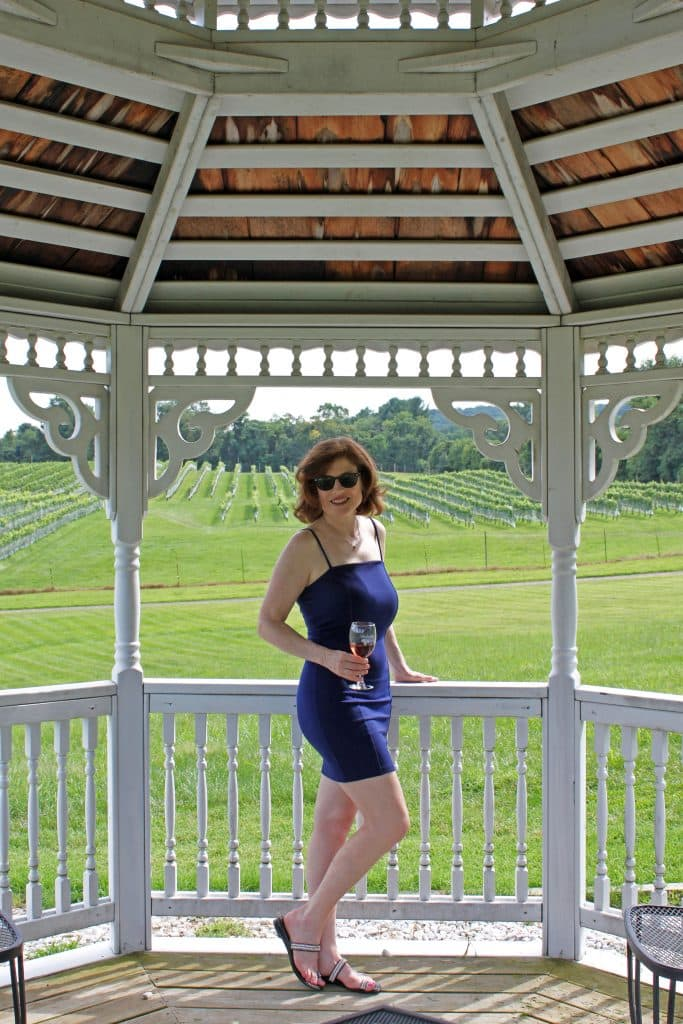 Miracle Valley Vineyard - Gazebo