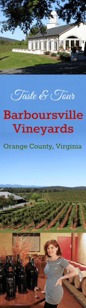 Barboursville Vineyards Collage