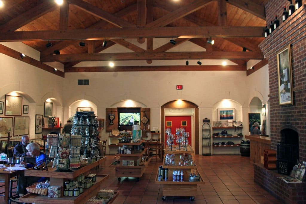 Barboursville Vineyards - Gift Shop