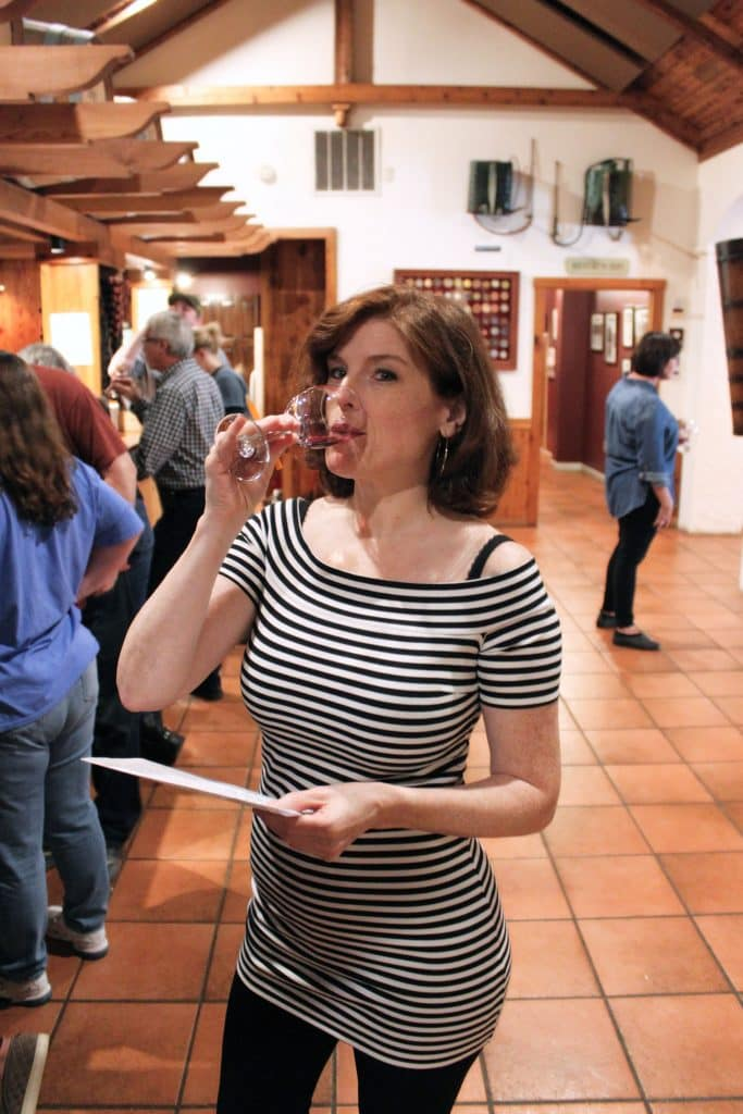 Barboursville Vineyards - Jana Tasting Sangiovese Reserve