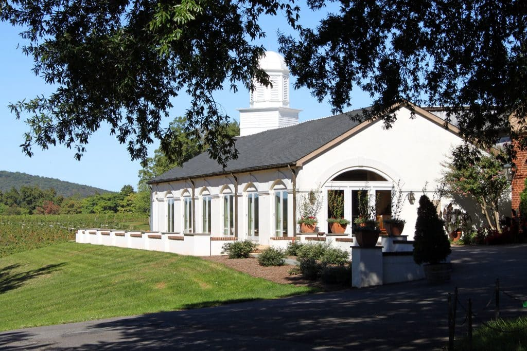 Barboursville Vineyards - Library 1821