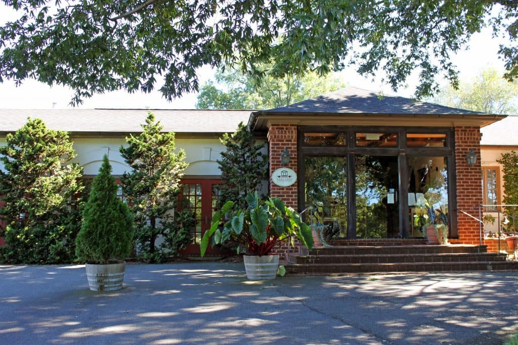 Barboursville Vineyards - Palladio Restaurant