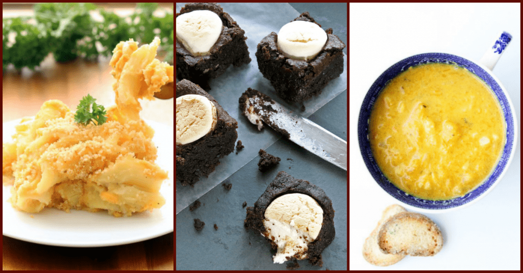 24 Gluten-free & Plant-based Comfort Foods