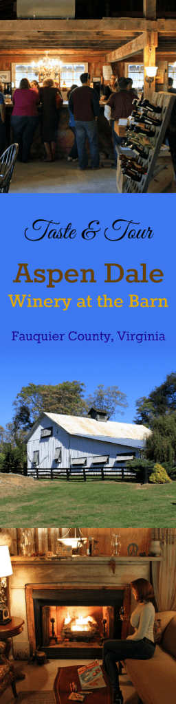 Aspen Dale Winery at the Barn Collage