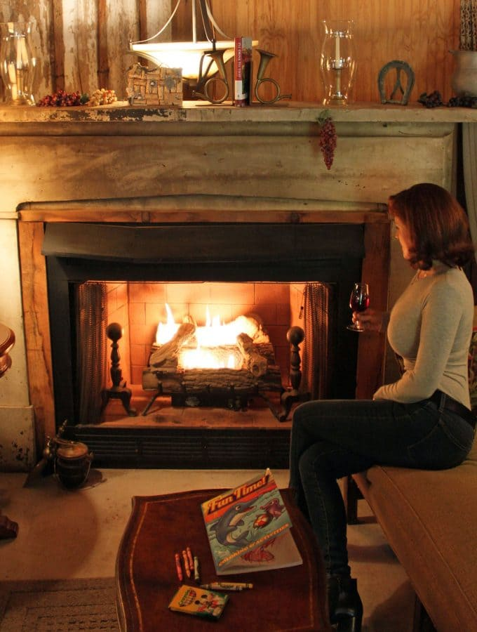 Aspen Dale Winery - Jana Fireside