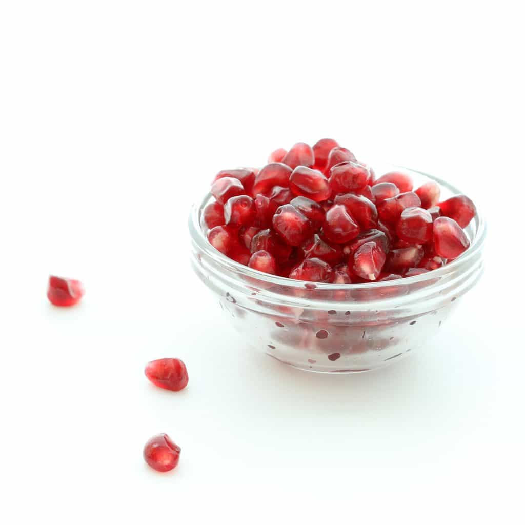 Pomegranate Vegan Cream Cheese - Arils