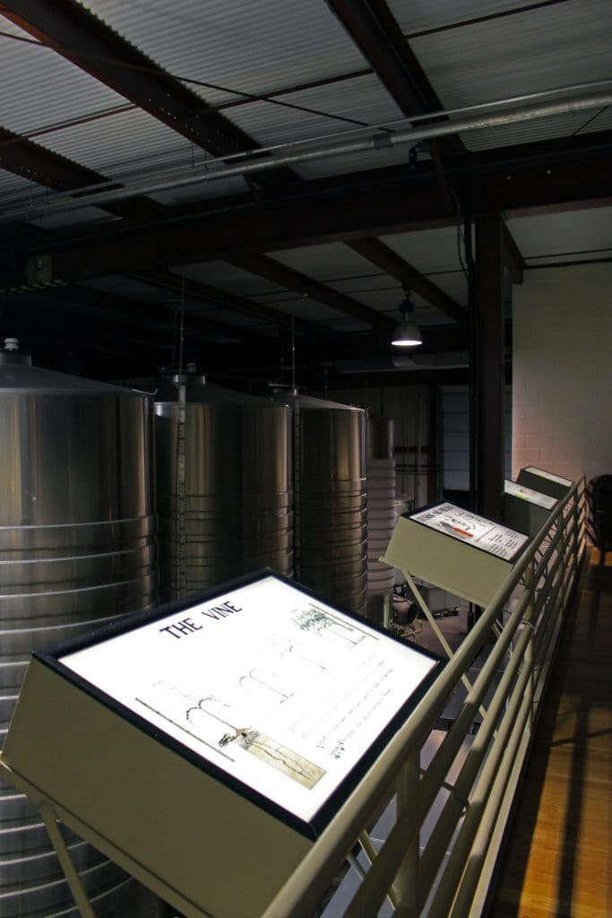 Prince Michel Winery - Self-guided Tour