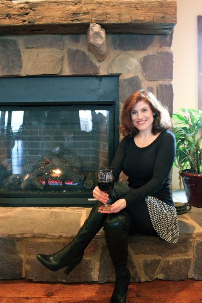 Winery at Bull Run - Jana Fireside