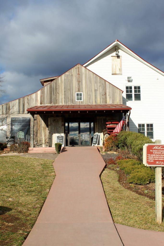 Winery at Bull Run - Leadwalk