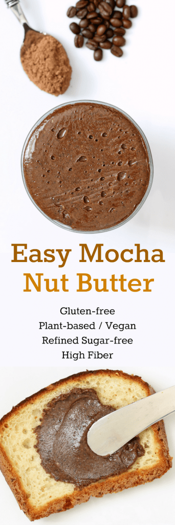 Mocha Nut Butter Collage