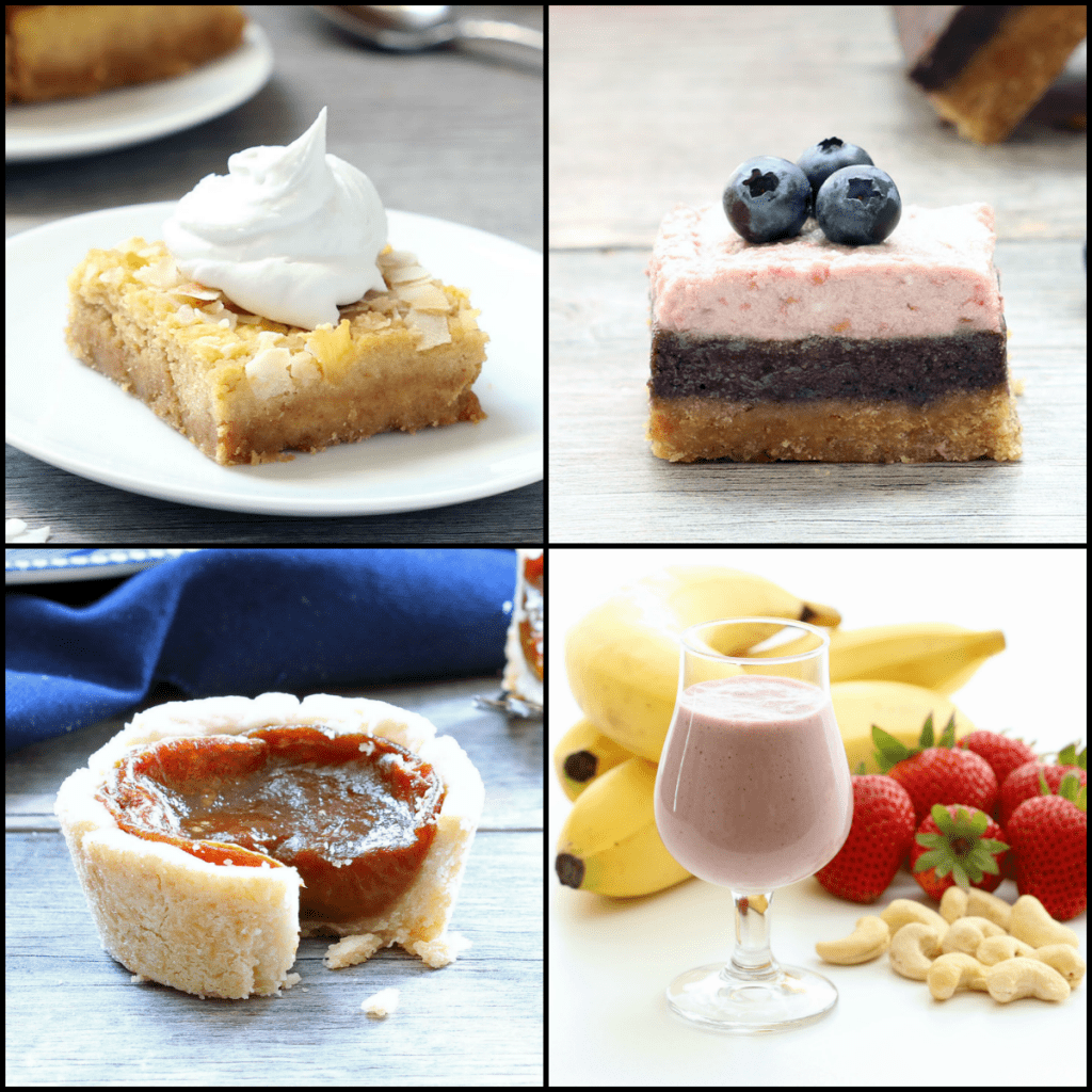20 Gluten-free Vegan Fruity Delights