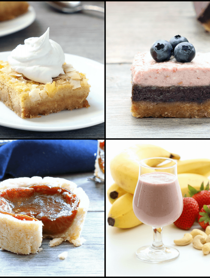 20 Gluten-free Vegan Fruit Delights