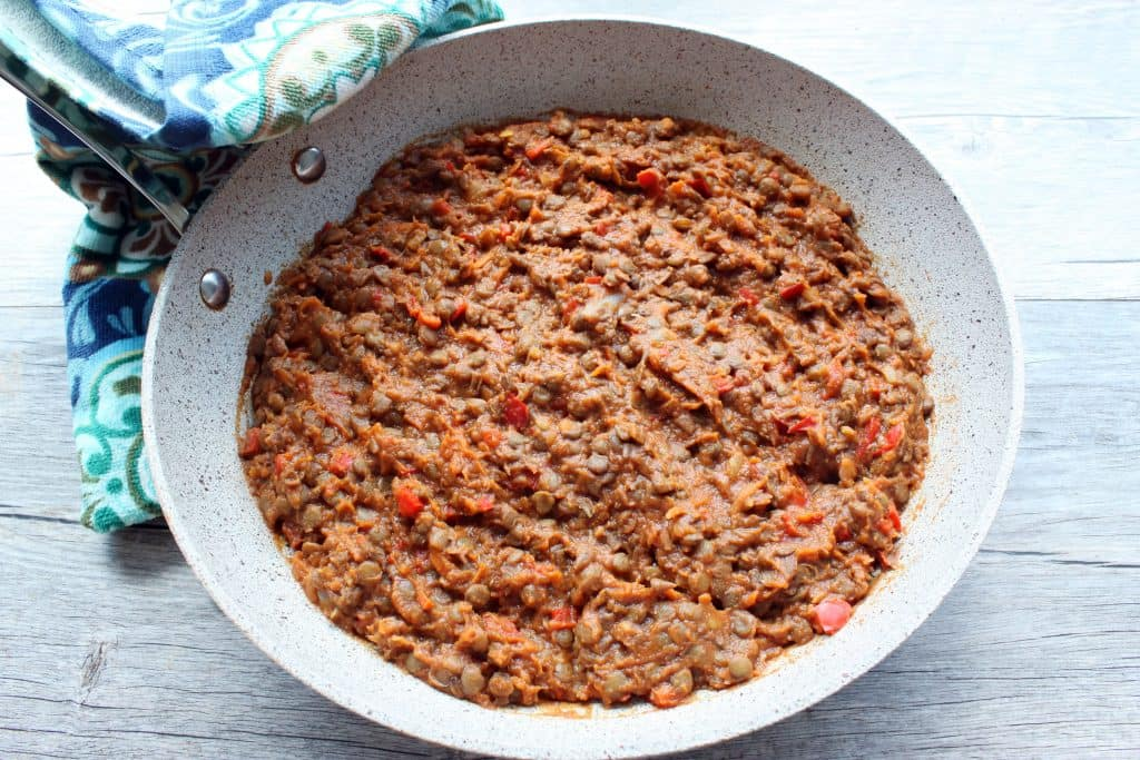 Vegan Sloppy Joes - Ready to Eat