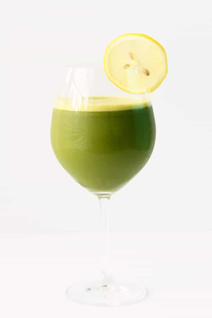 Bounce Back Green Juice