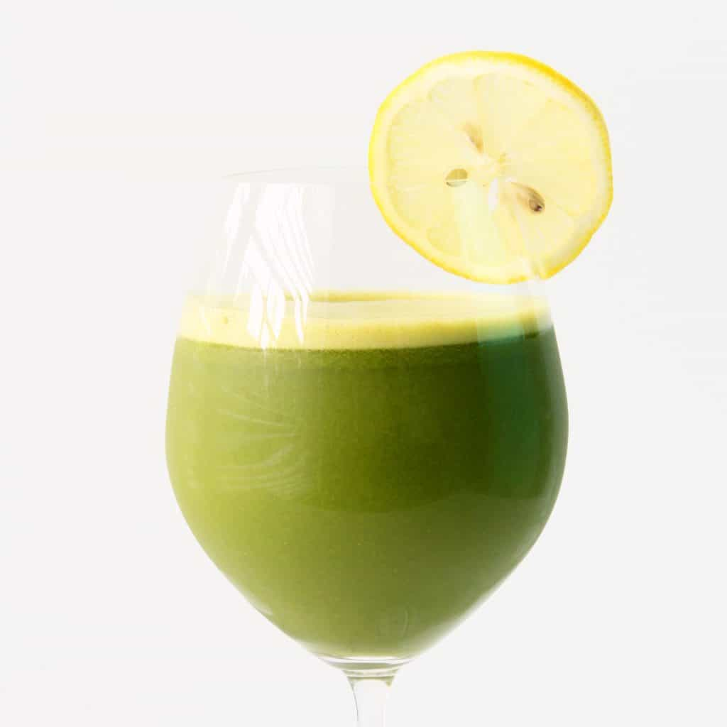 Bounce Back Detox Green Juice