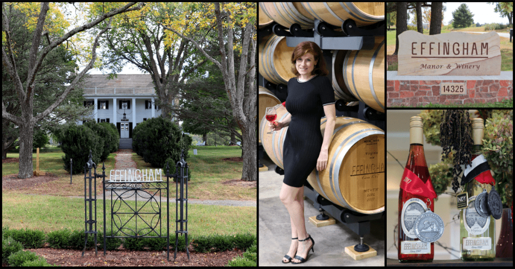 Effingham Manor Winery – Taste & Tour