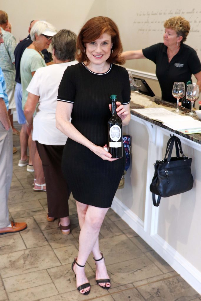 Effingham Manor Winery - Jana Holding 2015 Effingham Merlot